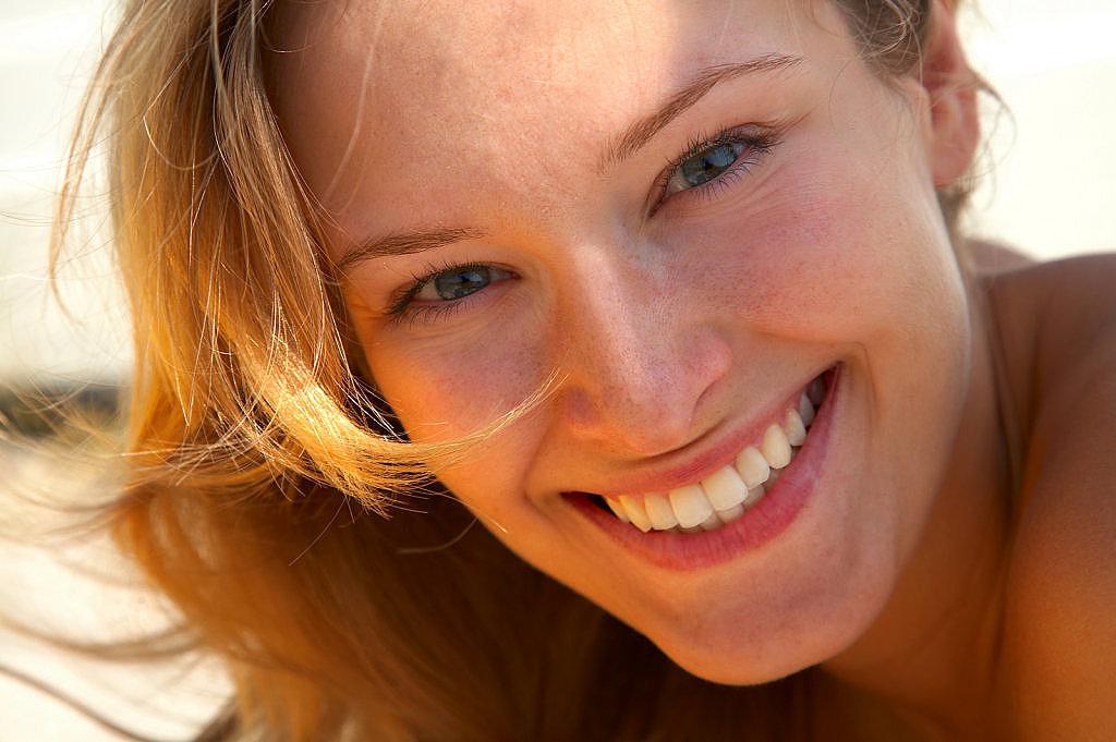 Sonrisa radiante