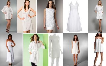 Ventajas y desventajas de la vestimenta blanca