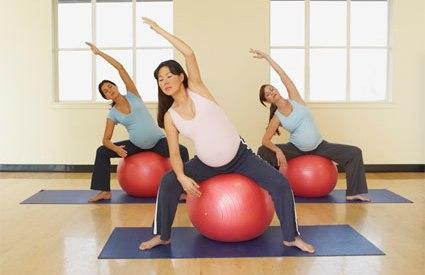 El ejercicio en el embarazo