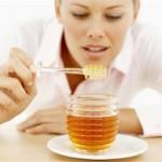 Miel para verse más linda