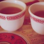 El alabado té rojo