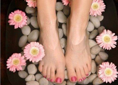 Tratamientos para los delicados pies