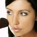 Consejos para maquillar una cara redonda