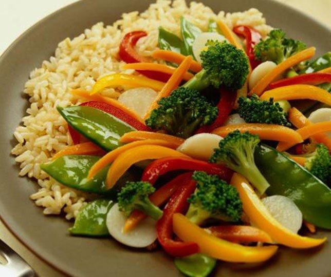 El lado negativo de la dieta vegetariana