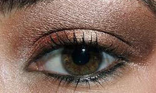 Maquillaje para combinar con el print de leopardo