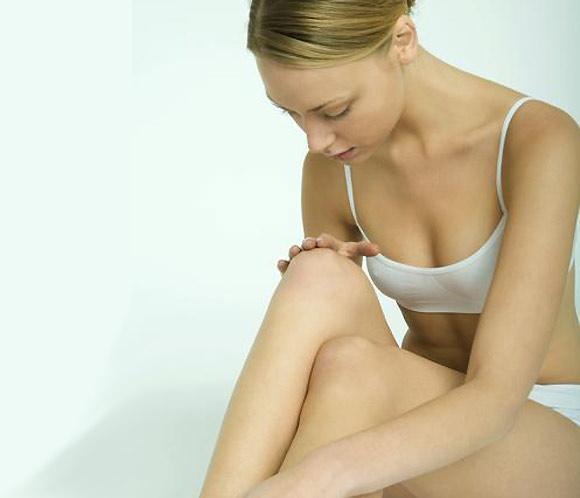 Cuidados para tener rodillas hermosas