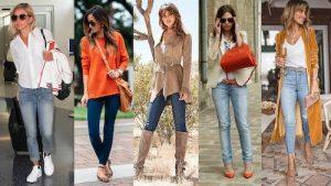 jeans de moda para mujeres